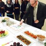 Mr Alfred Bratranek (Austrian Embassy Amman)