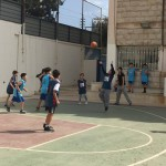 Little League at the NOS in Amman