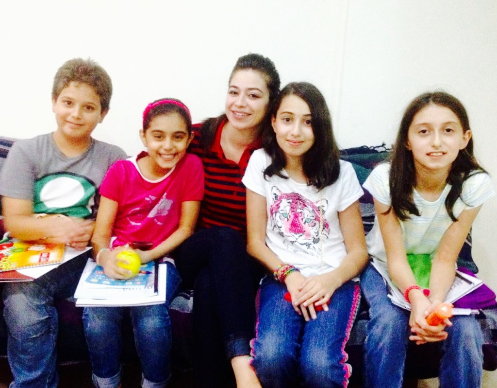 Language Classes for Kids and Teens