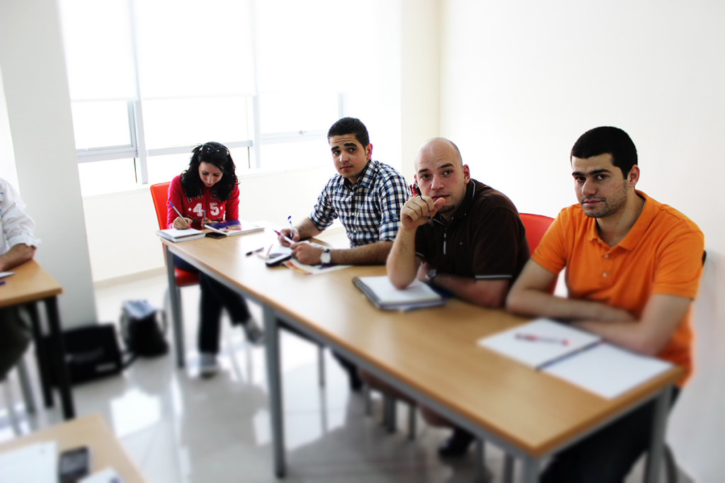 Modern Languages Class Room