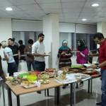 Iftar at LGC