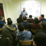 Event with Dr. Ahmad Alsharif