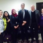LGC welcomes German Embassy Amman