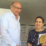 CEO of LGC honored by NOS director