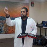 Moath Najjar (Jordanian Nurse)